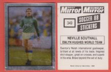 Everton Neville Southall Wales 349